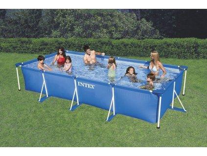 Bazén Intex 28274 Metal Frame 450x220x84 cm