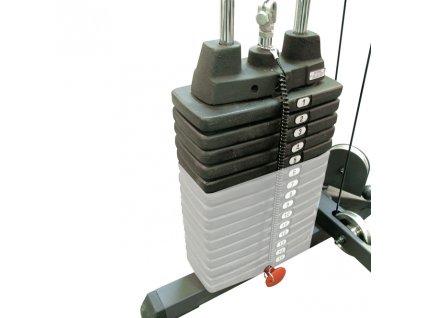 Doplňkové závaží Body-Solid SP50 22,5 kg