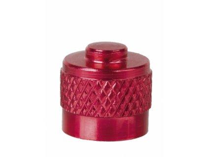 čepička ventilková M-Wave červeno měděná 1ks