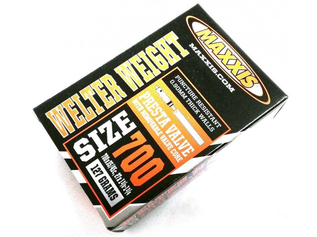 Duše MAXXIS Welter Weight, 700x35/45c, 127g