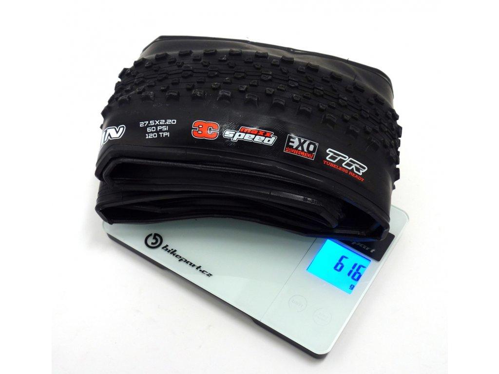 Plášť MAXXIS Tire IKON 27,5 (650b) x 2,2, 3C MaxxSpeed TR EXO, 600g