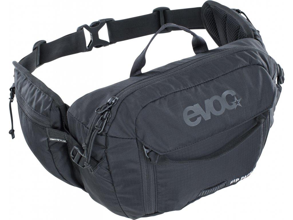 Ledvinka EVOC Hip Pack 3, 3L, Black