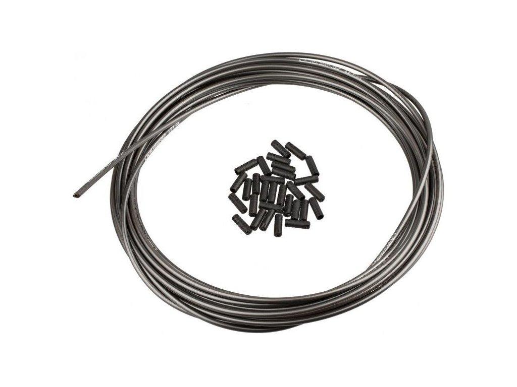 Bowden řadící Jagwire LEX SL, 4mm, černý, 36g