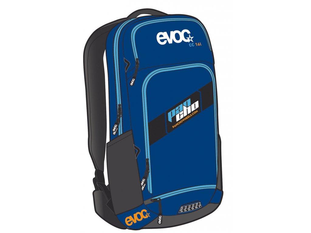 Batoh EVOC CC 16l, PanchoWheels Edition