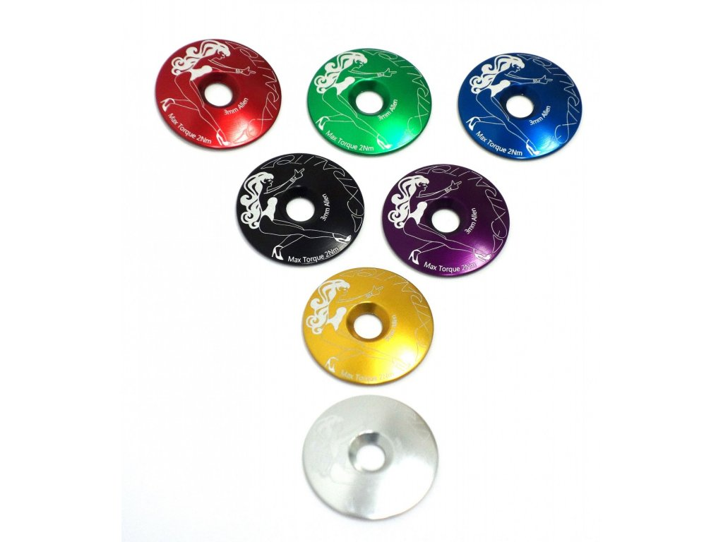 Víčko EXTRALITE Ahead Cap Hypercap, barevné, 2,9g