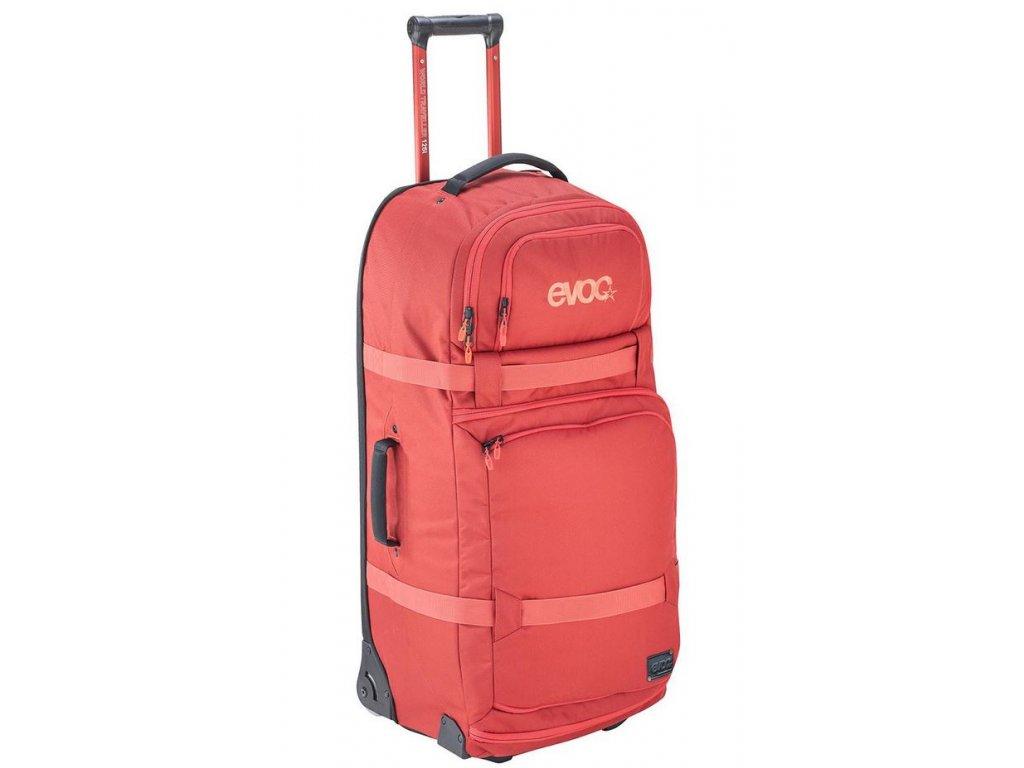 Cestovní taška EVOC WORLD TRAVELLER, CHILI RED, 4200g