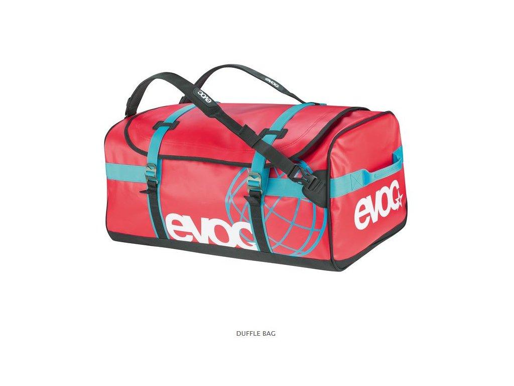 Cestovní taška EVOC DUFFLE BAG 100L, Red, 1050g