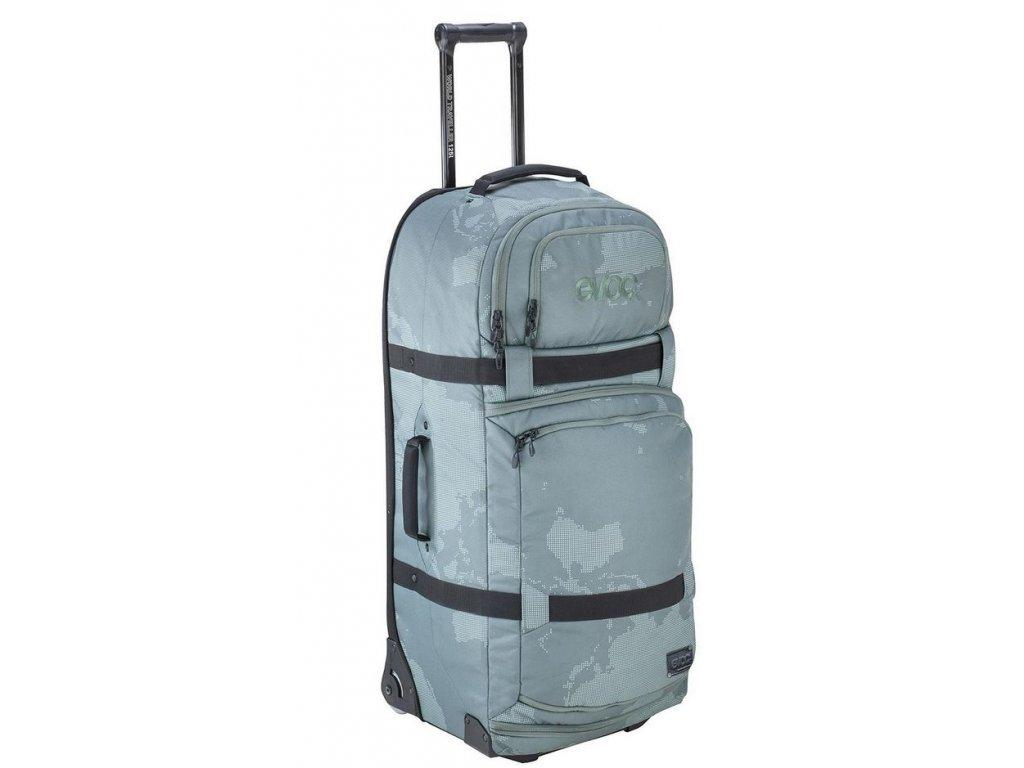 Cestovní taška EVOC WORLD TRAVELLER, OLIVE, 4200g