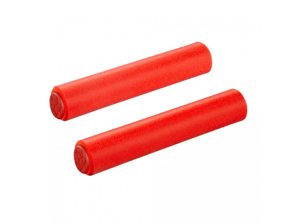 Gripy SUPACAZ Siliconez SL, červené, 60g