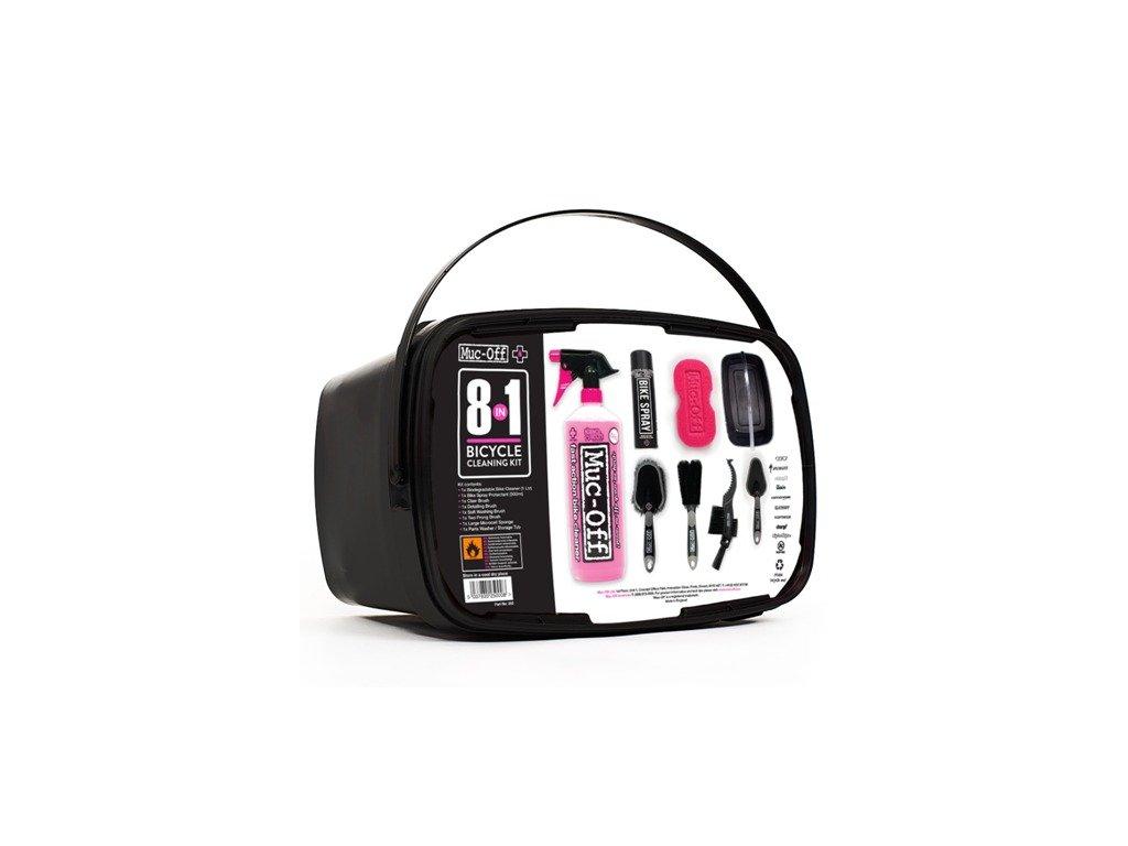 Sada MUC-OFF 8in1 MTB Cleaning Kit
