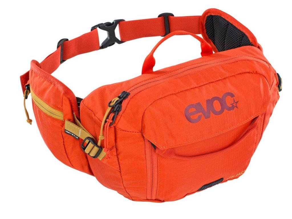 Ledvinka EVOC Hip Pack 3, 3L, Orange