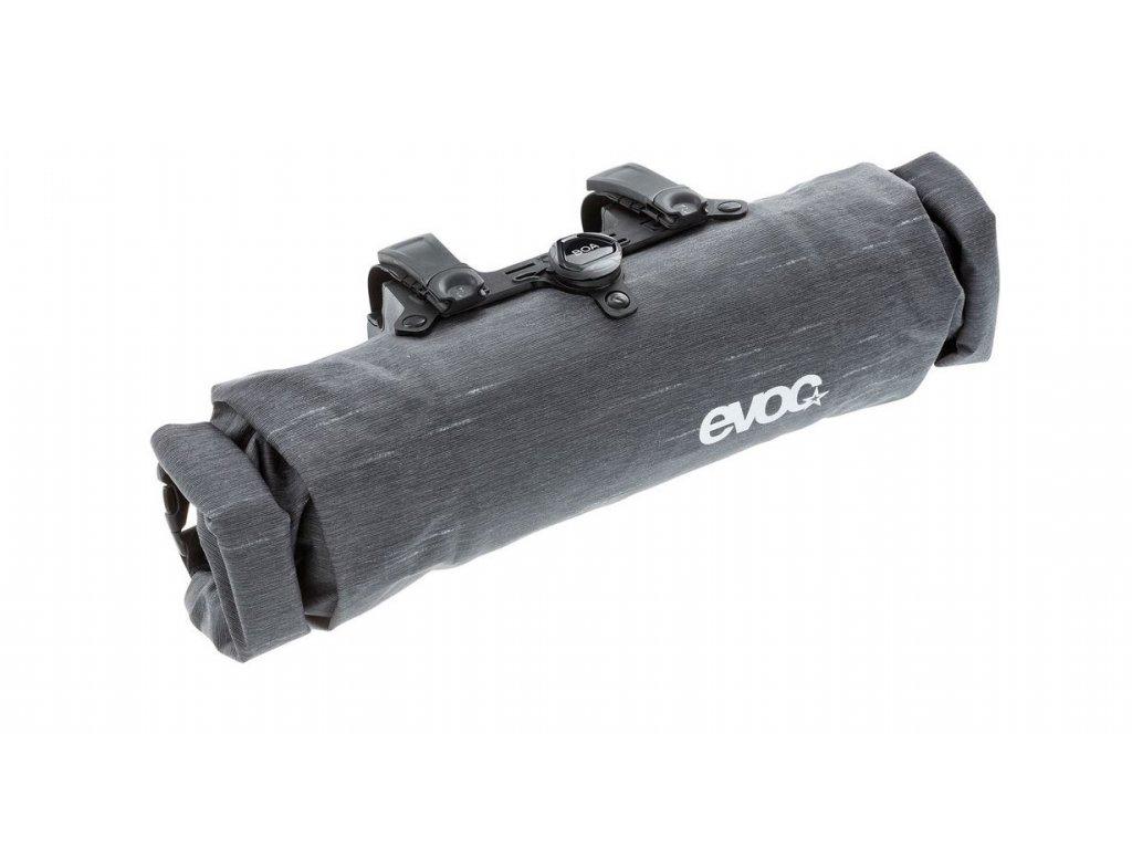 Brašna na řídítka EVOC HANDLEBAR PACK Boa®, M size, Carbon Grey, 200g