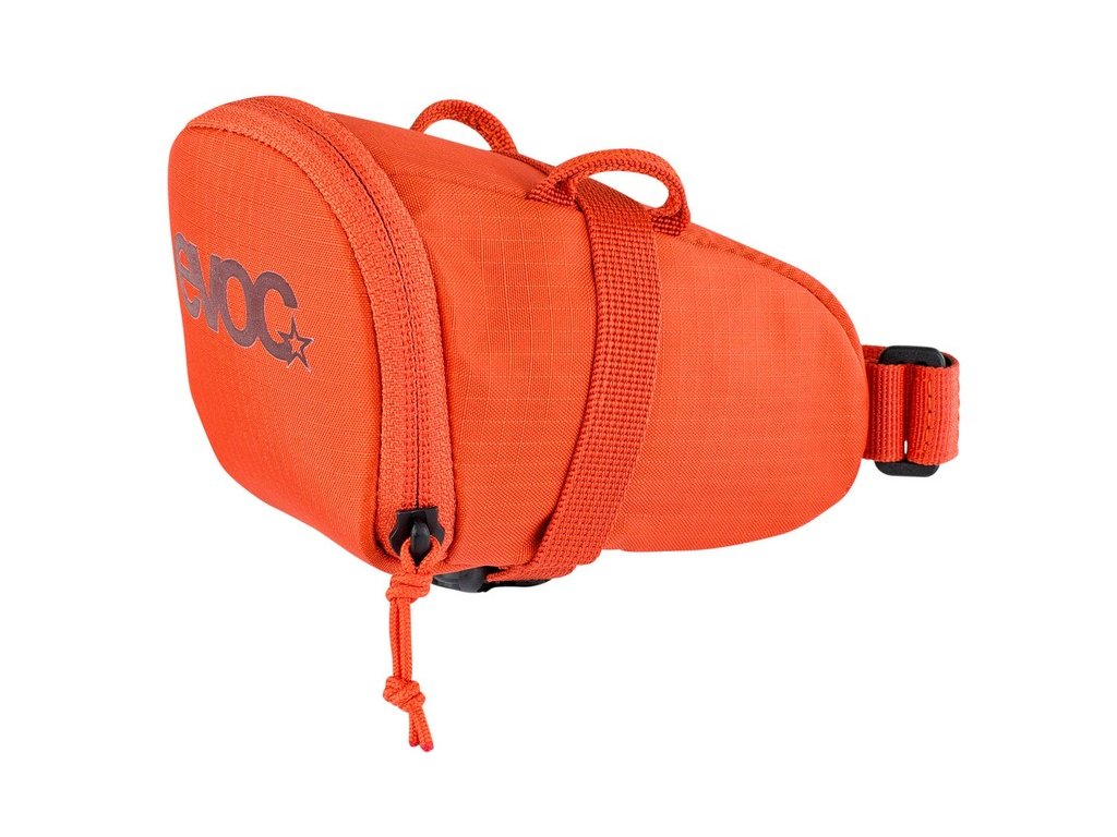 Podsedlová brašna EVOC SEAT BAG, M, oranžová, 48g