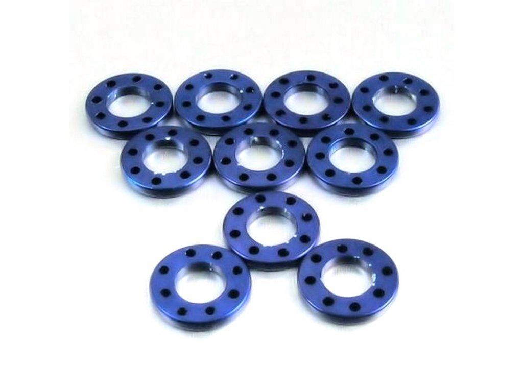 Podložka Light - M6, modrá