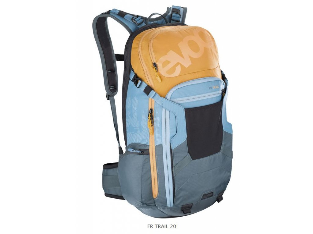 Batoh EVOC FR TRAIL, 20L, MULTICOLOUR