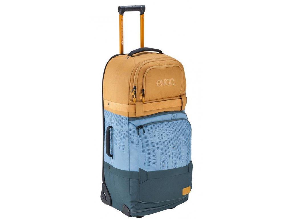Cestovní taška EVOC WORLD TRAVELLER, Multicolor, 4200g
