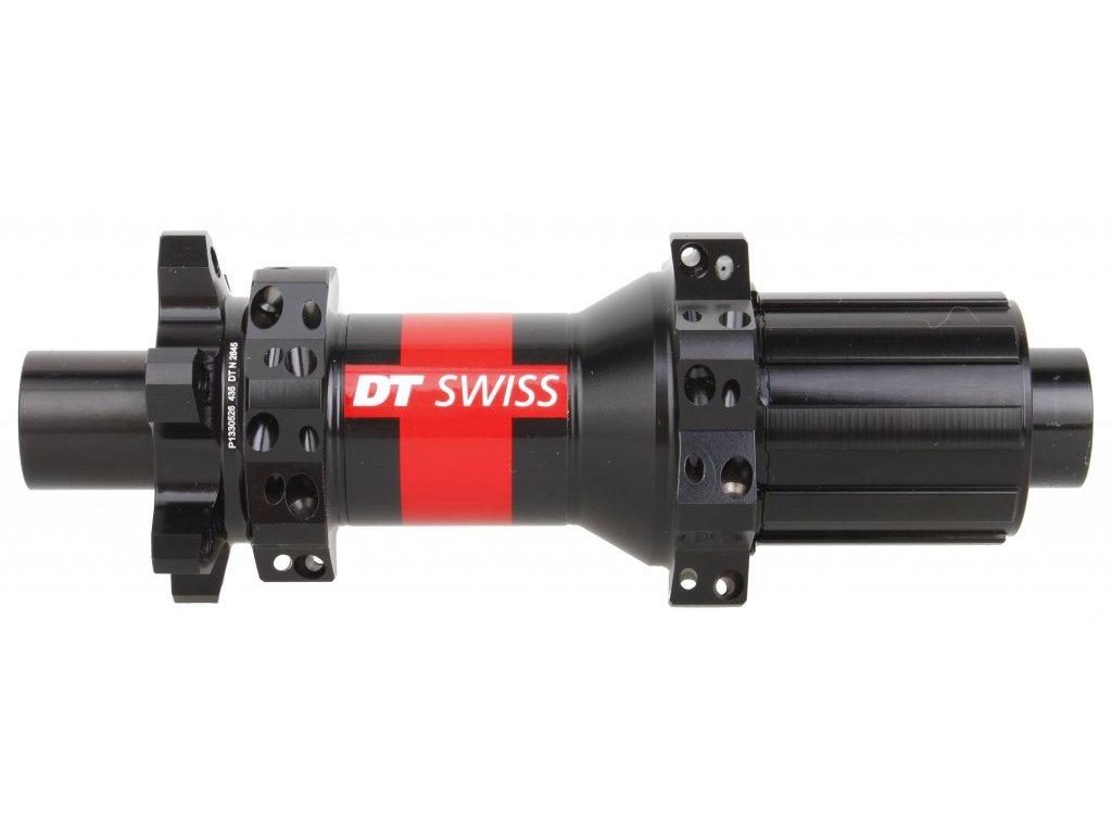Zadní náboj DT Swiss 240 STRAIGHTPULL, 6děr, 236g