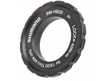Shimano SM-HB20 lockring pro náboj s 15mm osou, 10g