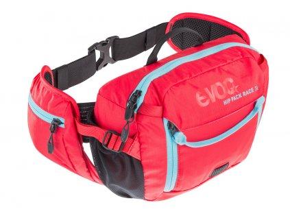 Ledvinka EVOC HIP PACK RACE 3l, red