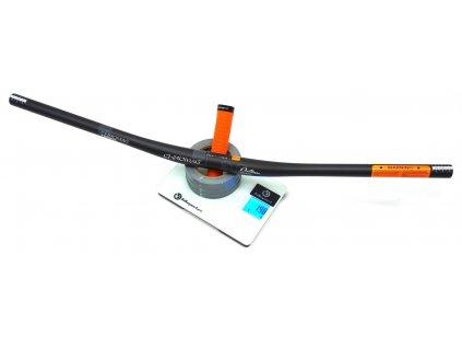 Karbonová řídítka Chromag Cutlass, 31,8/780mm, 220g