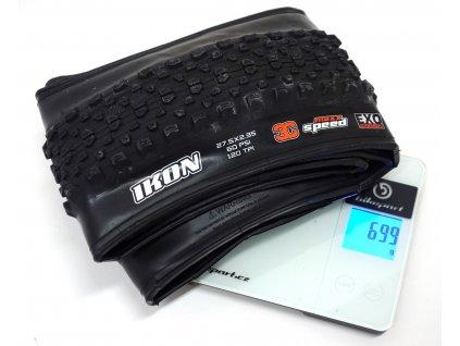 Plášť MAXXIS Tire IKON 27,5 (650b) x 2,35, 3C MaxxSpeed TR EXO, 699g