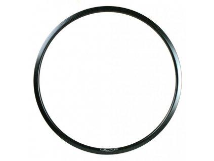Karbonový silniční diskový ráfek DUKE BACCARA 25C DISC, plášťový, 395g