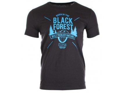 Triko TUNE T-Shirt Zeitgeist, anthracite
