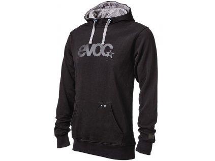 Mikina EVOC Hoody Sweater Men, black