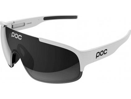 Sluneční brýle POC CRAVE Hydrogen White