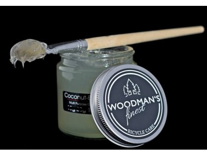 Vazelína Woodman's Finest Coconut Butter