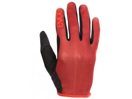 Rukavice EVOC LITE TOUCH GLOVE , CHILI RED