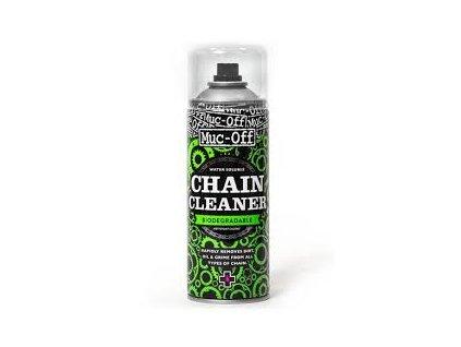 Čistič řetězu MUC-OFF Bio Chain Cleaner, 400ml