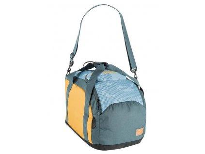 Taška EVOC BOOT HELMET BAG, multicolor, 800g