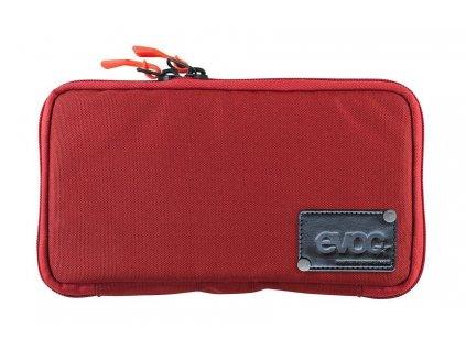 Cestovní dokladovka EVOC Travel Case, Chili Red, 145g