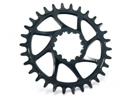 Převodník GARBARUK 34z Direct Mount 1-speed narrow-wide SRAM GXP Boost, 65g