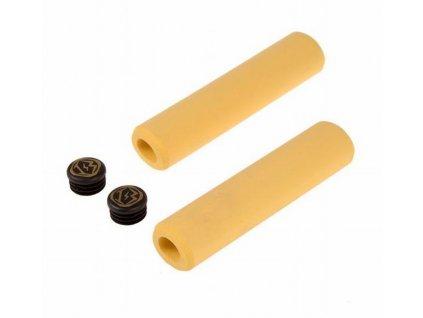 Gripy ESIgrips Chunky, žluté, 60g