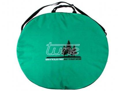 Přepravní obal TUNE Wheelbag Baggy na pár zapletených kol 29er, 888g