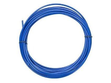 Bowden řadící 4mm modrý, 1m, 55g