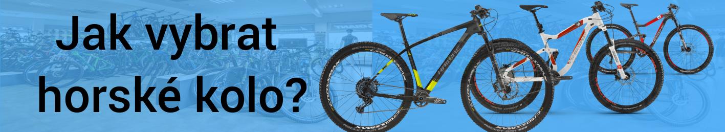 Jak vybrat horské kolo?