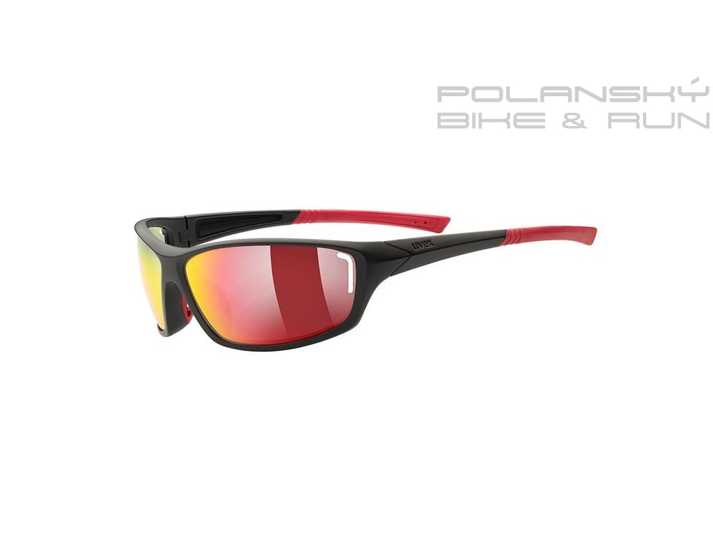 sportstyle 210 black red