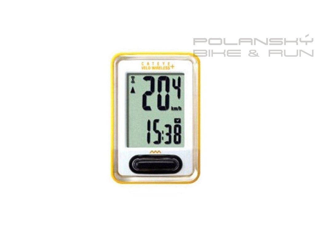 cateye velo wireless vt210w yellow 4 x700