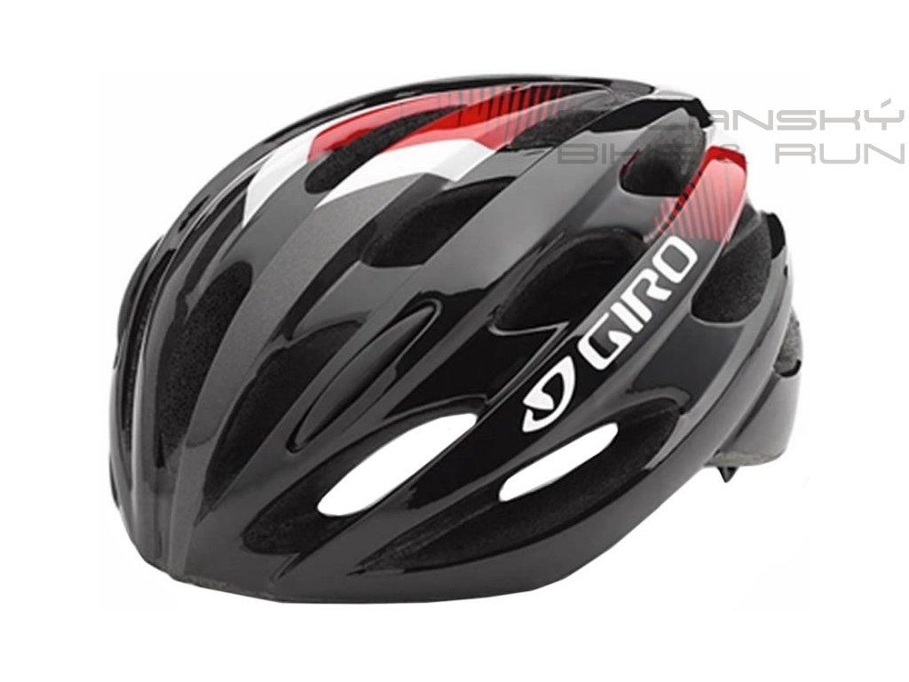Cyklistická přilba GIRO TRINITY brt red/blk