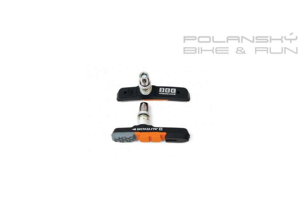 Brzdové botky ABS-3CC
