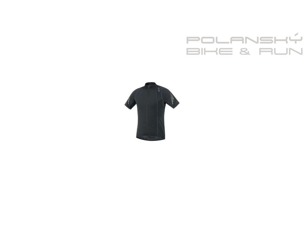 Dres pánský GORE Xenon II Jersey-black