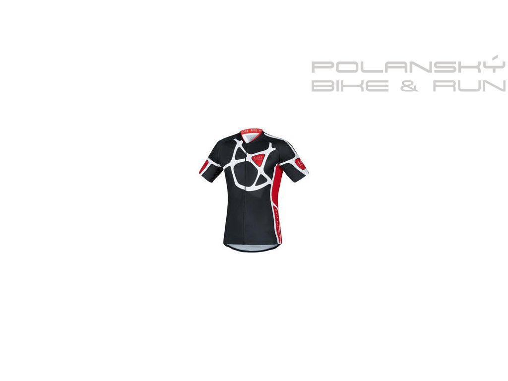 Dres pánský GORE Element Adrenaline 3.0 Jersey-black