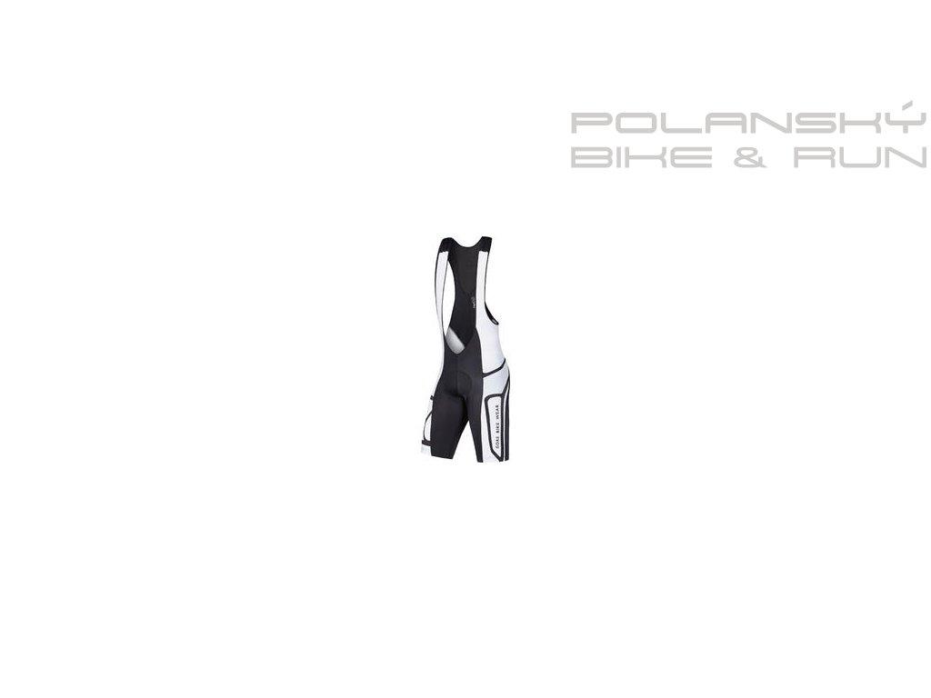 Cyklistické kraťasy s laclem GORE Element Adrenaline 3.0 Bibtights sh. blk