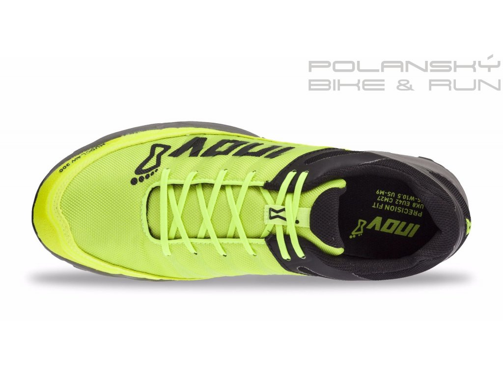 Běžecké boty INOV8 Mudclaw 300 unisex v barvě yellow black grey 6d6f4d40a9