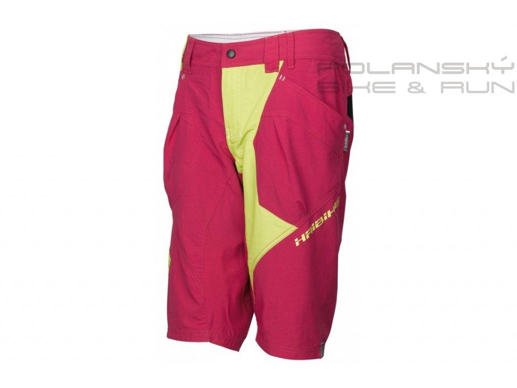 9505200367 Haibike All Mountain Shorts Women fuchsia Gr M