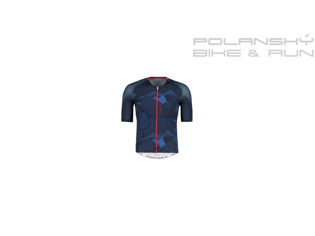 maloja short sleeve jersey flurinm 1 2 mountain lake