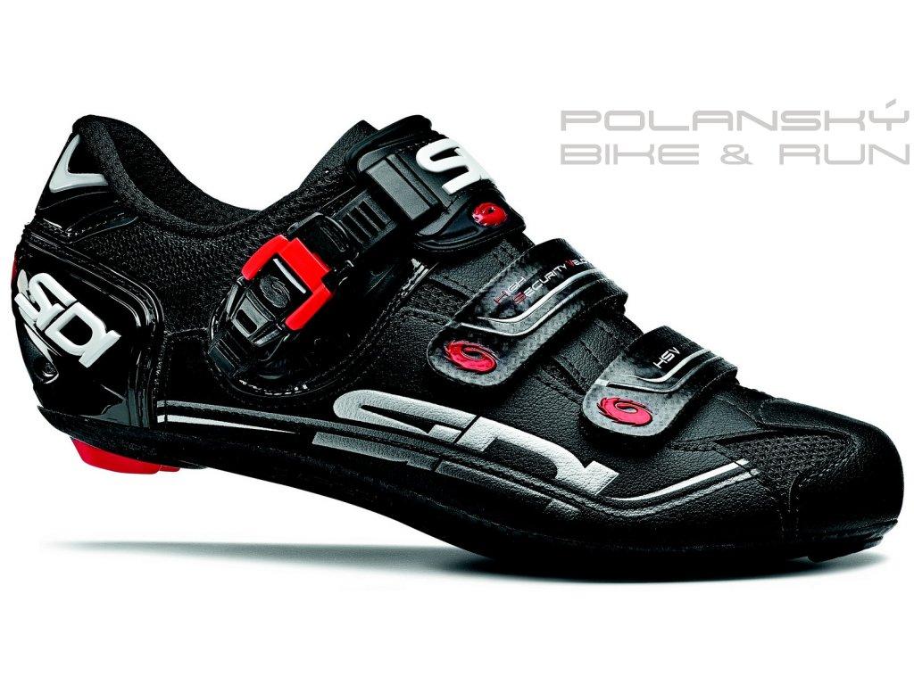 Cyklistické silniční tretry SIDI GENIUS 7 black black